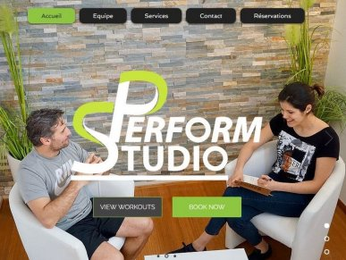 image - site internet: PerformStudio