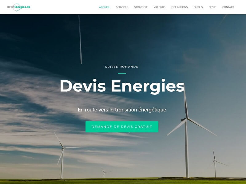 image - site internet: DevisEnergies